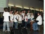"""Begeisterung, Engagement und gute Ideen kennzeichnen den Jugendchor """"ENJOY"""" aus Hohenems"""