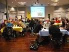 Beim Energiecafé brachten BürgerInnen ihre Anliegen zum Projekt Energiezukunft ein.