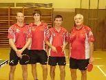 Bludenz 1 v.l.n.r.: Ronny Fischer, Michael Witting, Markus Küng, Armin Maletic