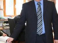 Bürgermeister Friedolin Plaickner.