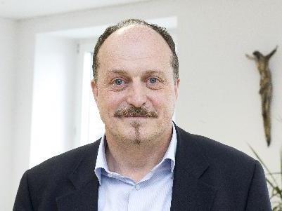 Bürgermeister Karl Hehle