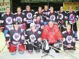Das Emser Team belegte heuer nur den zweitletzten Rang beim Eishockey-Freundschaftsturnier
