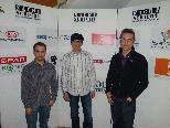 Das Siegerfoto v.l.n.r: Thomas Metzler, Oliver Kieninger, Dieter Hofer