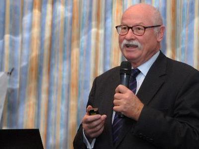 Der deutsche Volkswirt Martin Hüfner referierte am Investmentabend