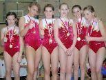 Die 2a-Mädchen erreichten die höchste Punktezahl aller 29 Teams.