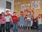 Die Kinder standen im Mittelpunkt aller Aktivitäten.