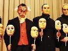 Die Maske - Chiffre für Sein und Schein bei Dorian Gray.