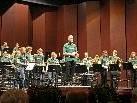 Die Stadtmusik - Jugend vereint Geselligkeit und musikalisches Talent.