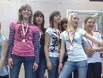 Die siegreichen Hittisauer Girls.