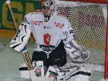 EC Dornbirn-Goalie Bernhard Bock will zum dritten Mal Meister werden.