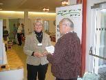Edith Ploss von der mobilen Seniorenberatung