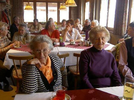 Einen Vortrag über die Sterne bekamen die Thüringer Senioren