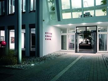 Eingang Otten Kunstraum