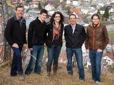 Engagiertes Team: Aktiv für Bürs
