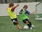 Fußballcamp in Schlins: die Chance, sich internationalen Traineraugen zu präsentieren.