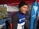 Götzner Peter Loacker wurde Crosslauf-Landesmeister über die Langdistanz.