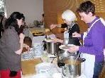 Im Pfarrsaal St. Karl ist am kommenden Wochenende wieder Suppenzeit.