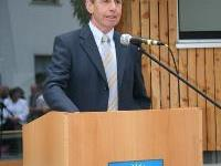 Lothar Ladner wurde mit überwältigender Mehrheit wiedergewählt.