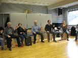 Musiklehrer aus dem ganzen Land erlernten das Cajon-Spiel in Feldkirch