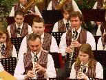 Musikverein Altenstadt unter der musikalischen Leitung von Christian Mathis