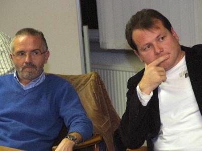Ob es am 28. März immer noch Harald vor Berno Witwer heißt, entscheiden die Wähler.