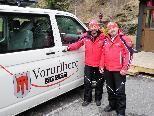 Othmar Vonbank und Rainer Seeberger waren in Andorra sehr erfolgreich.