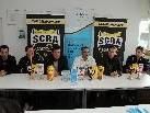 Pressekonferenz Cashpoint SCR Altach vs FC Mohren Dornbirn.