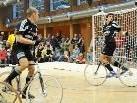 Radball vom Feinsten zwei Tage lang in der Höchster Rheinauhalle.
