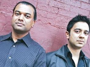 "Rudresh Mahanthappa & Vijay Iyer ""Raw Materials"""