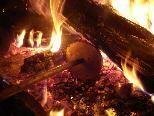 Schiibo in der Feuerglut