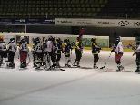 Schlacht der Geschlechter am Eis - Verrücktes Eck Feldkirch gegen Wildcats Lustenau