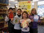 Selektissima-Bücher aus der Zentralen Schulbücherei in Lochau.