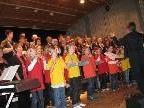 Singen und musizieren - eine schöne, gemeinsame Freizeitgestaltung.