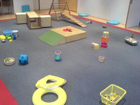 Spielraumangebot für Kinder in Ludesch