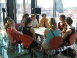 Sprachen lernen im Sprachencafé in Götzis macht Spaß