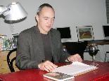 Stefan Slupetzky las aus seinem 4. Lemming-Krimi.