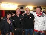 Treffpunkt für Spieler, Fans und Vorstand in der Vorarlberghalle - der Bullyclub