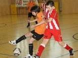 Von Freitag bis Sonntag dauert noch das RW Hallenfußballturnier in der Montforthalle.