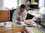 Wahlchef Markus Pinggera