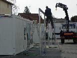 Aufbau von Containern