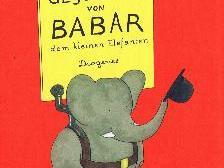 Barbar der kleine Elefant