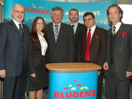 Bludenzer Stadtrat