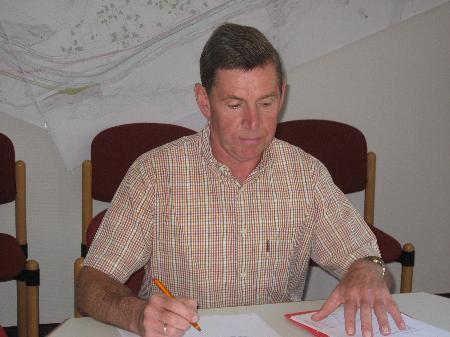 Bürgermeister Lothar Ladner