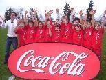 Die U12 des FC Dornbirn vertritt Vorarlberg beim Bundesfinale des Coca Cola Cups 2010 in Linz.