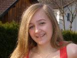 Die junge Autorin Jessica Westphal