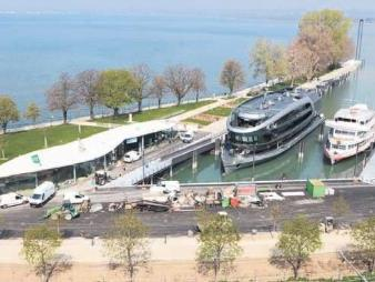 Ein besonderes Augenmerk legen die Bürgerforumsteilnehmer auf das neue Hafenareal in Bregenz.