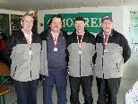 Erfolgreiche Saison für das Lochauer Stocksport-Senioren-Team.