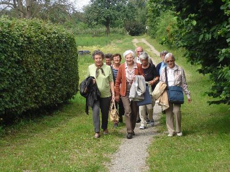 Erholung für Senioren in St. Gallenkirch