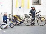 Fahr Rad Wettbewerb