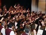 Feine Nuancen und sanfte Melodien prägten das Konzert des MV Concordia
